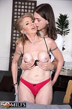 Now Fifty, Sindi Star returns for young jock!
